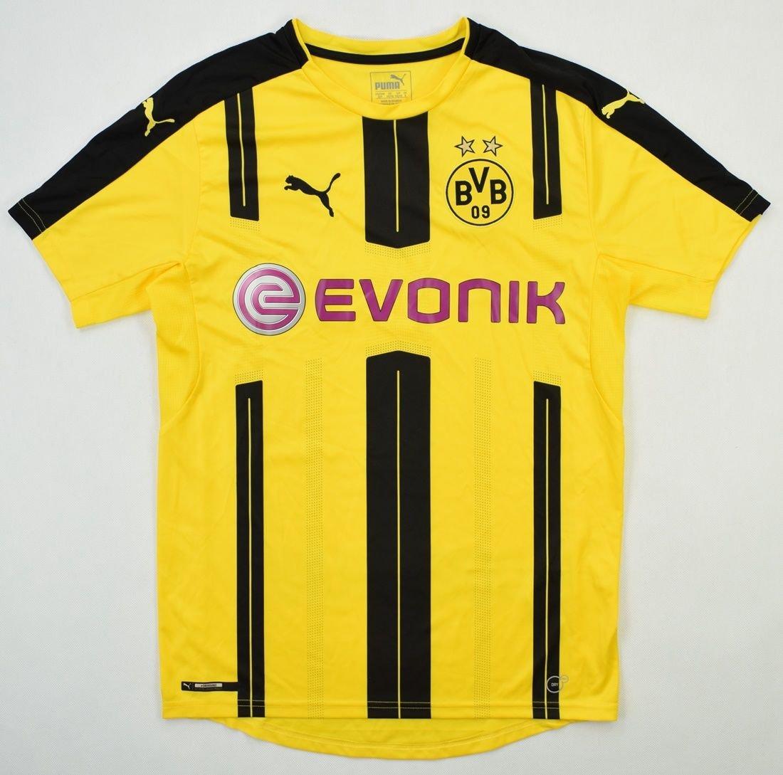 2016 17 Borussia Dortmund Shirt S Football Soccer European Clubs German Clubs Borussia Dortmund Classic Shirts Com