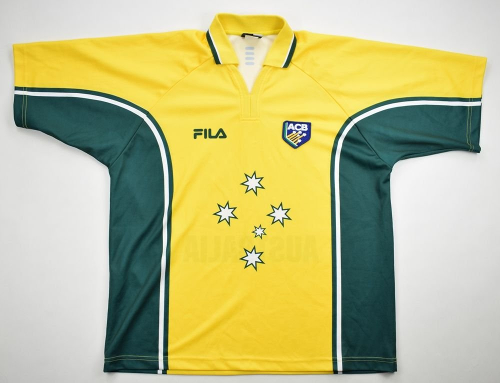 d543b405e906 ACB AUSTRALIA CRICKET FILA SHIRT XXL Other Shirts \ Cricket | Classic-Shirts .com
