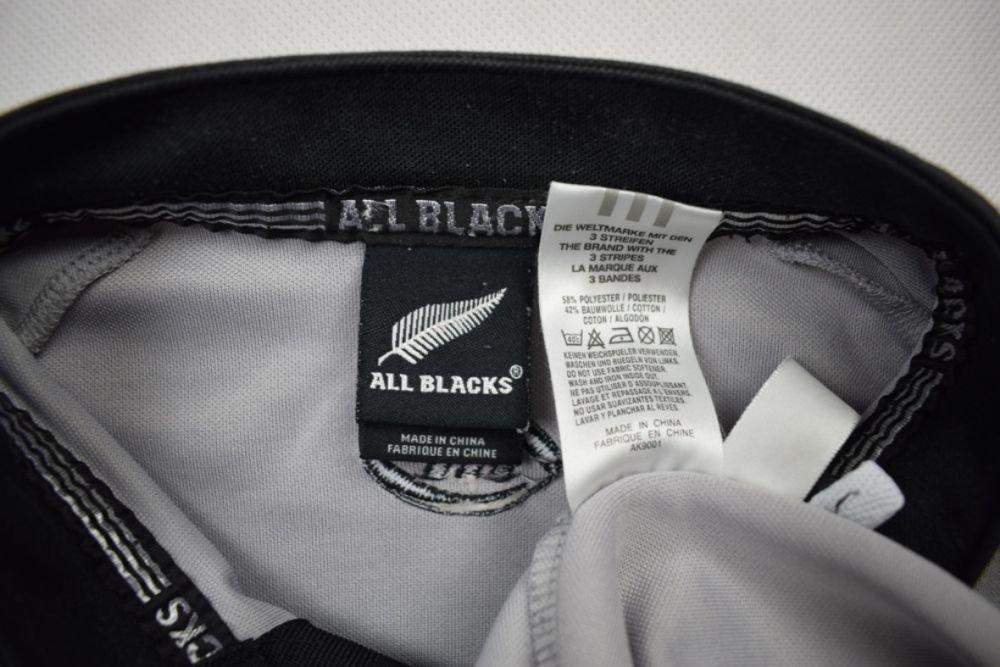 53b5fc8bff5 ALL BLACKS NEW ZEALAND RUGBY ADIDAS SHIRT M Rugby   Rugby Union ...