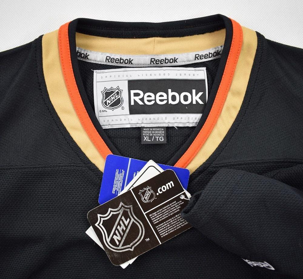 size 40 72f88 74731 ANAHEIM DUCKS *KOIVU* NHL REEBOK SHIRT XL