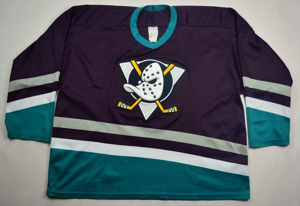 ANAHEIM DUCKS NHL PRO PLAYER SHIRT XXL Other Shirts   Hockey ... 1dd56d0c568
