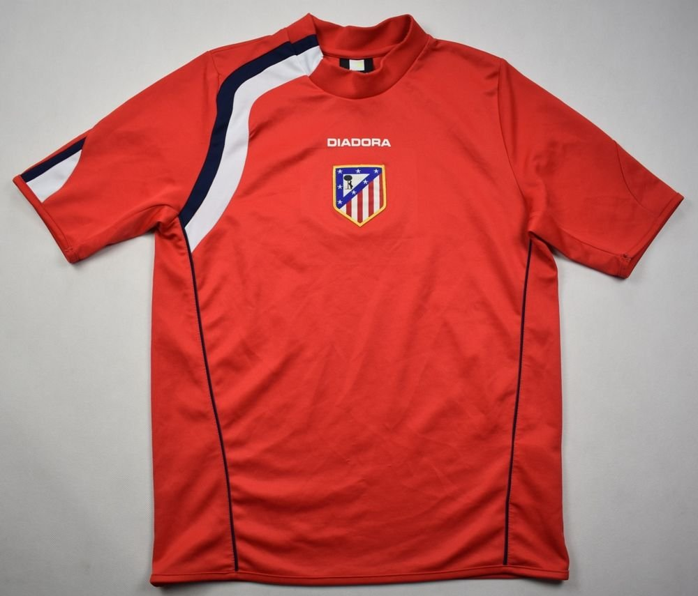 fa320705407 ATLETICO MADRID SHIRT M Football   Soccer   European Clubs   Spanish Clubs    Atletico Madrid