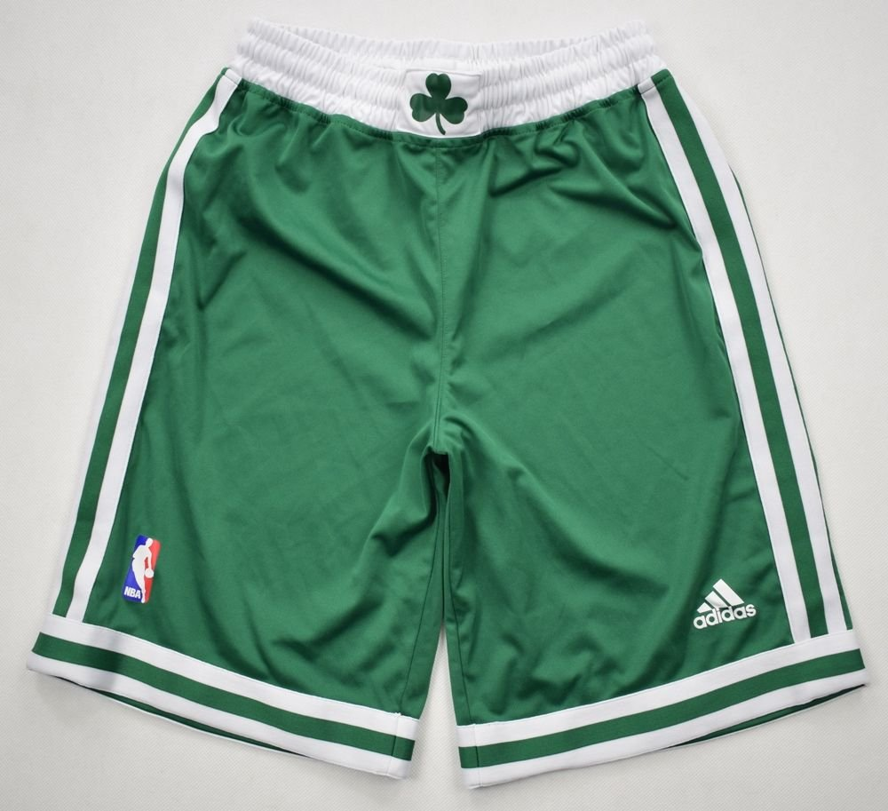 picture about Boston Celtics Printable Schedule named BOSTON CELTICS NBA ADIDAS SHORTS M. BOYS