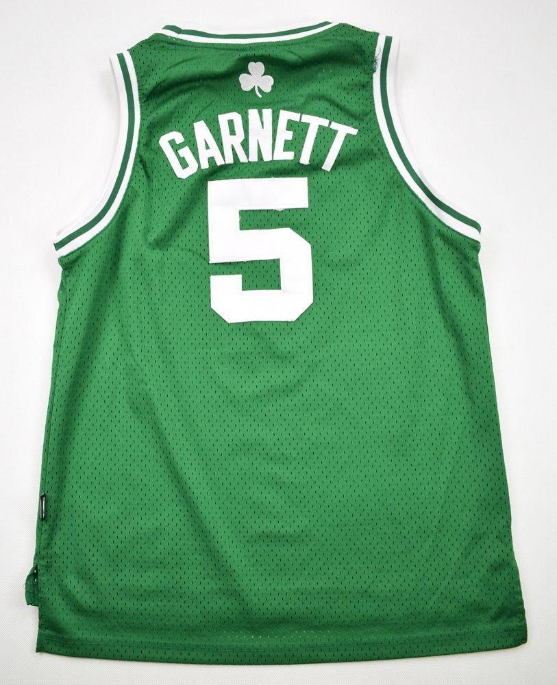BOSTON CELTICS *GARNETT* NBA ADIDAS SHIRT L. BOYS
