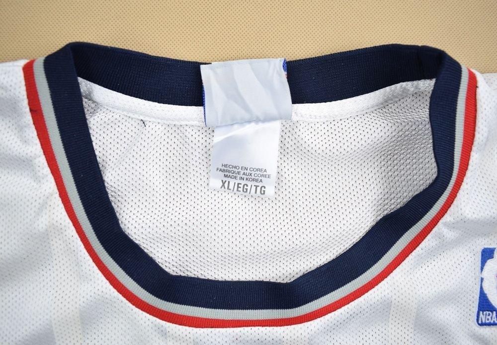 341ba550ae3f NEW JERSEY NETS  PETROVIC  NBA REEBOK SHIRT XL Other Shirts ...