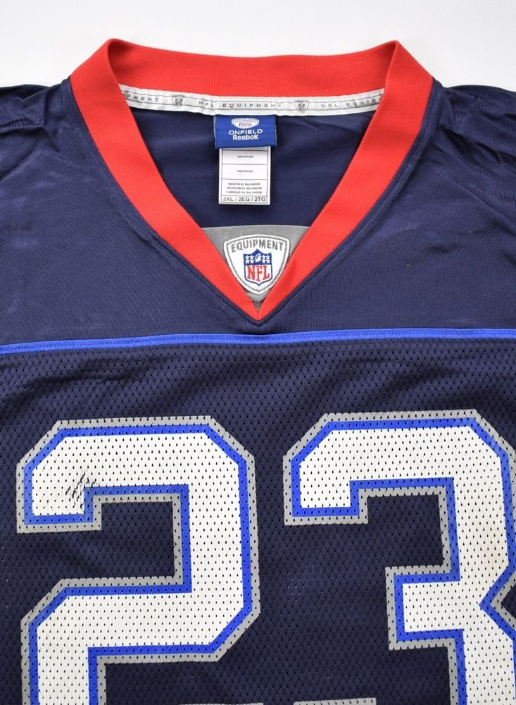 pretty nice 74123 3d72f BUFFALO BILLS *LYNCH* NFL REEBOK SHIRT 2XL