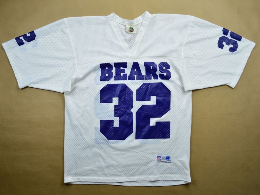 finest selection 437aa fddf3 CHICAGO BEARS NFL SHIRT M