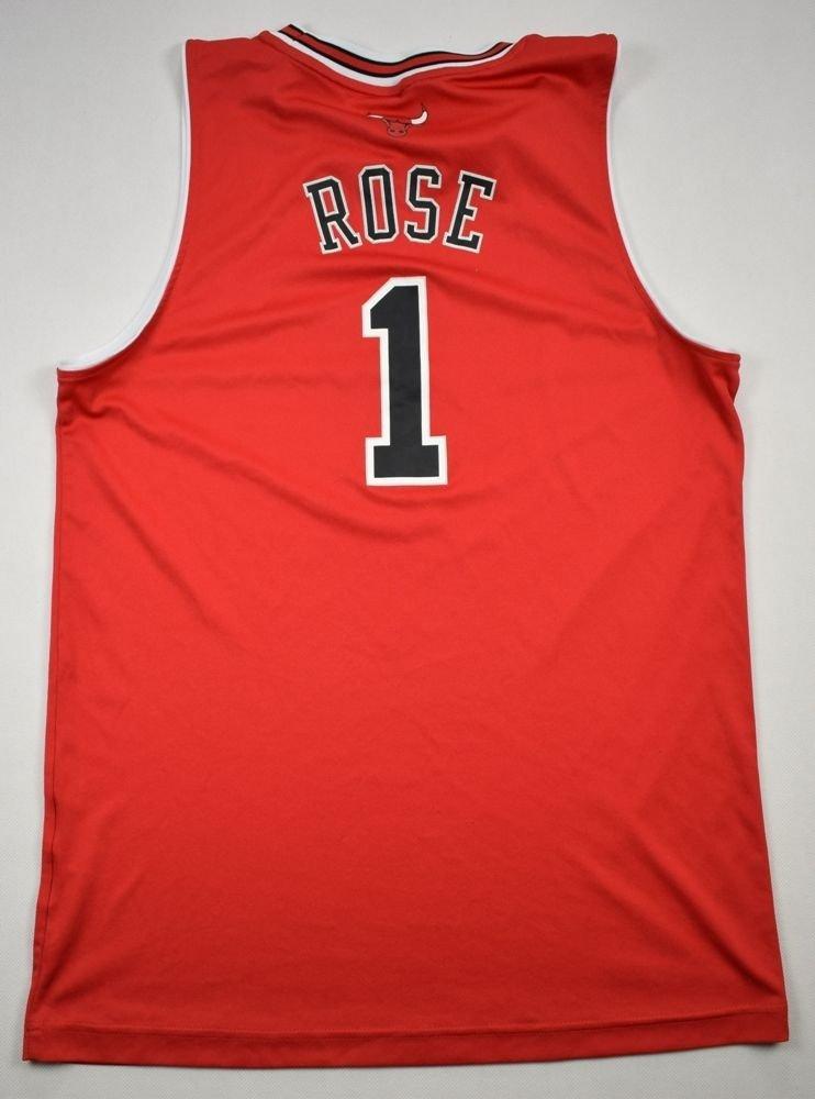 CHICAGO BULLS  ROSE  NBA ADIDAS SHIRT S Other Shirts   Basketball ... 1be30d997d3a