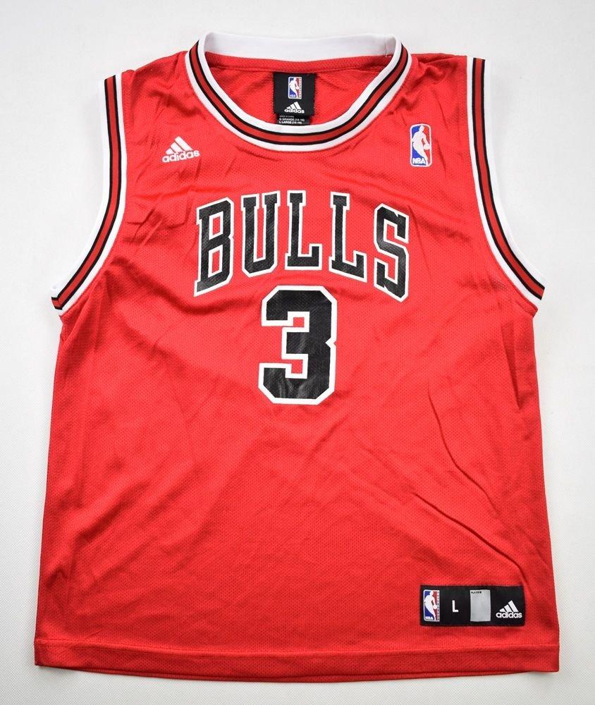 CHICAGO BULLS *WALLACE* NBA ADIDAS SHIRT L. BOYS Other Shirts ...