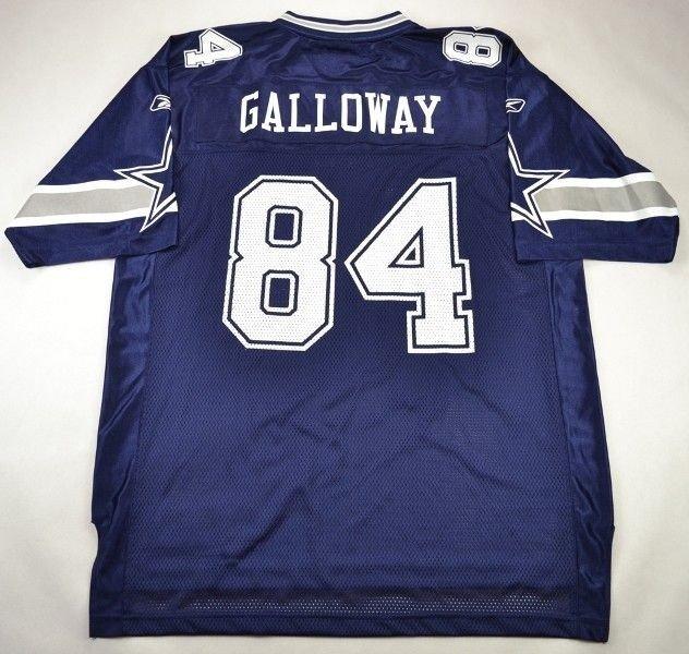 be289eeeba7 DALLAS COWBOYS NFL *GALLOWAY* REEBOK SHIRT L Other Shirts \ American  Football | Classic-Shirts.com
