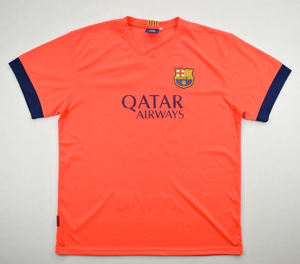 online retailer d26f8 3916e FC BARCELONA *NEYMAR JR* SHIRT XL