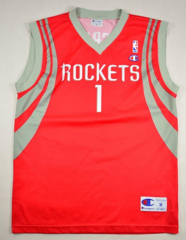 HOUSTON ROCKETS  McGRADY  NBA CHAMPION SHIRT M Other Shirts ... 4f526cb12