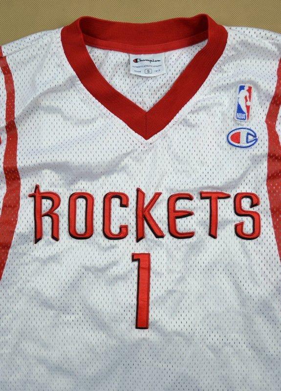 HOUSTON ROCKETS NBA  MCGRADY  CHAMPION SHIRT S Other Shirts ... 929eff69c