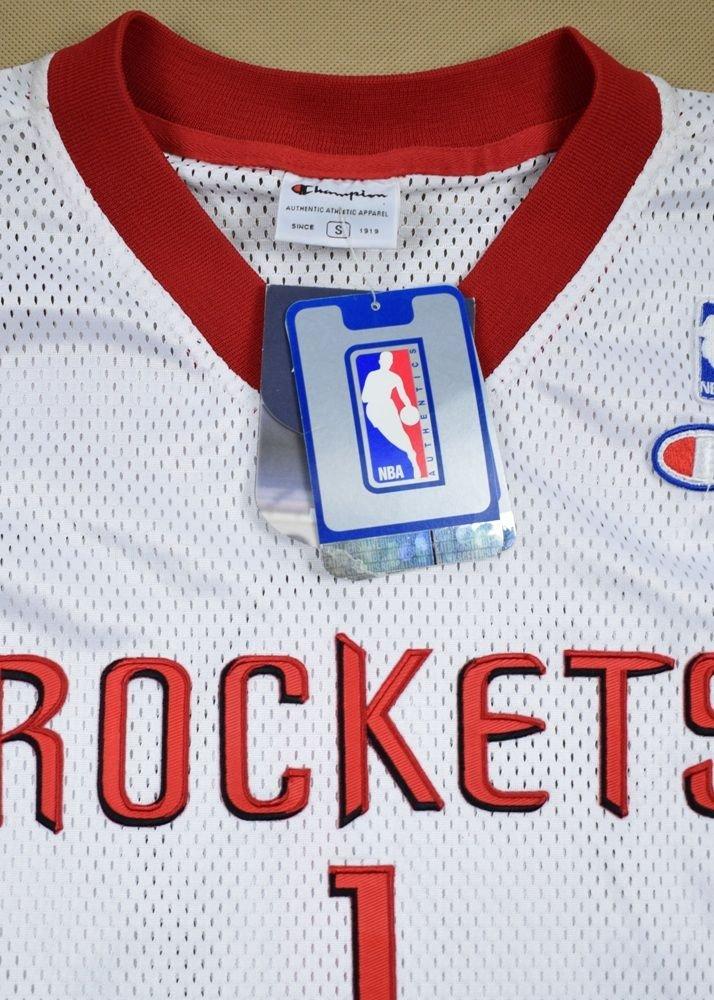 HOUSTON ROCKETS NBA  McGRADY  CHAMPION SHIRT S Other Shirts ... 96acbf694
