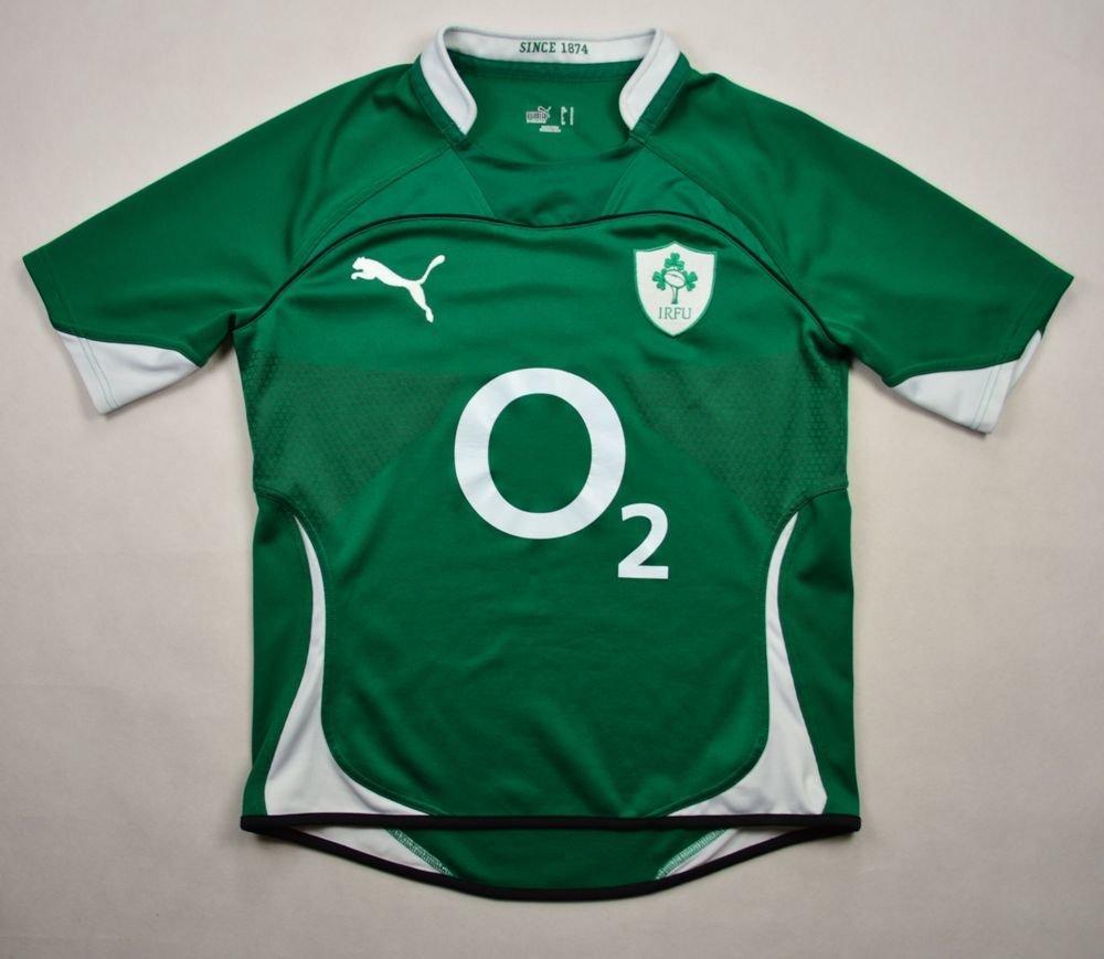Cabra cordura enjuague  IRELAND RUGBY PUMA SHIRT M Rugby \ Rugby Union \ Ireland |  Classic-Shirts.com