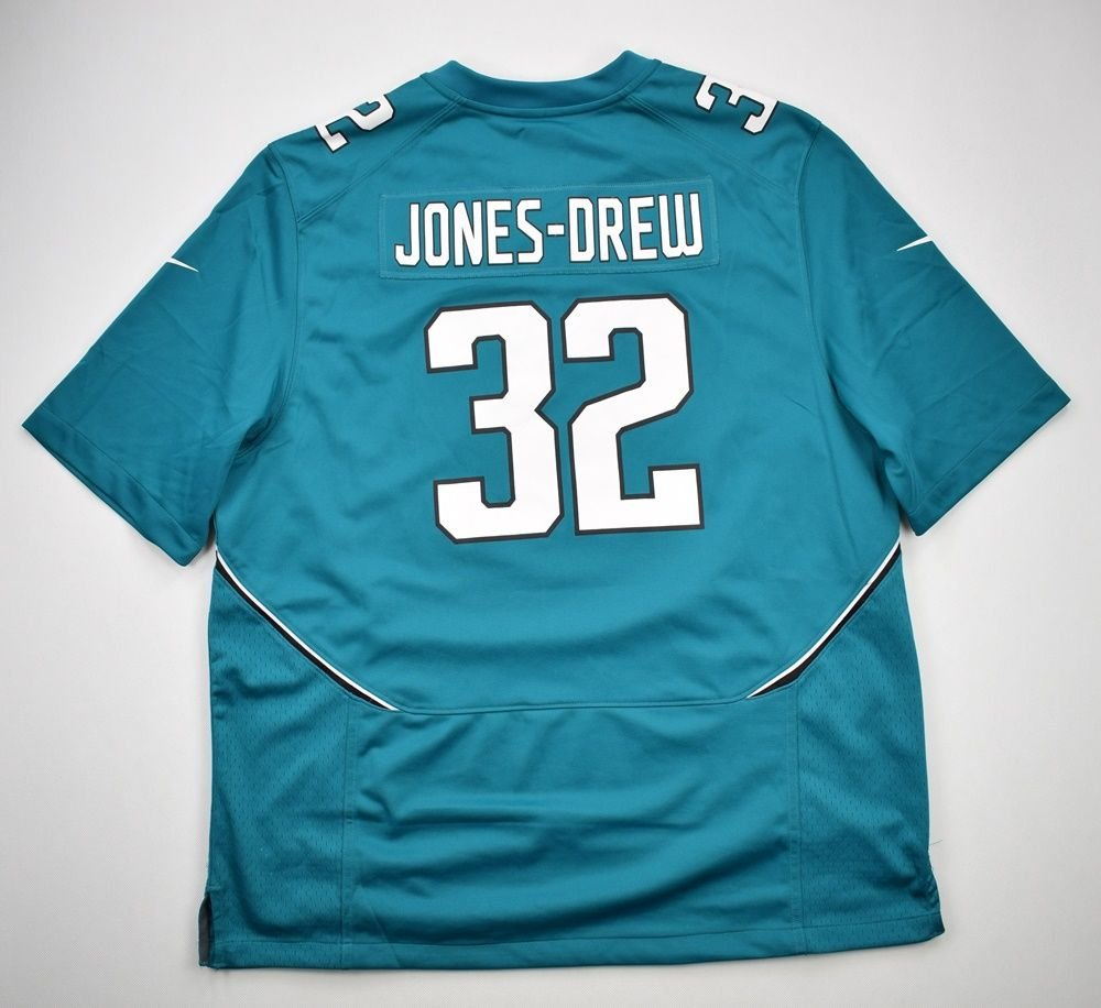 competitive price ea673 e90a6 JACKSONVILLE JAGUARS *JONES-DREW* NFL SHIRT XL