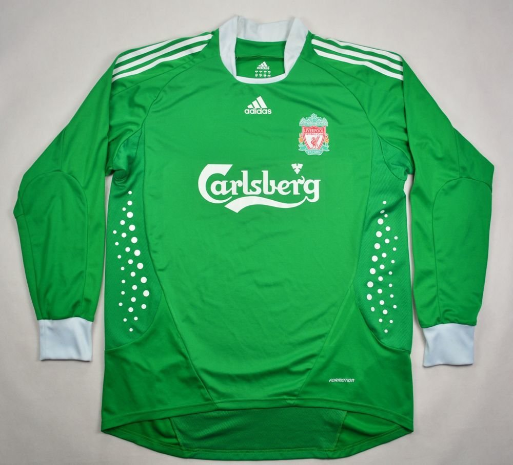 competitive price 1f1b0 f5450 LIVERPOOL GK LONGSLEEVE SHIRT XL