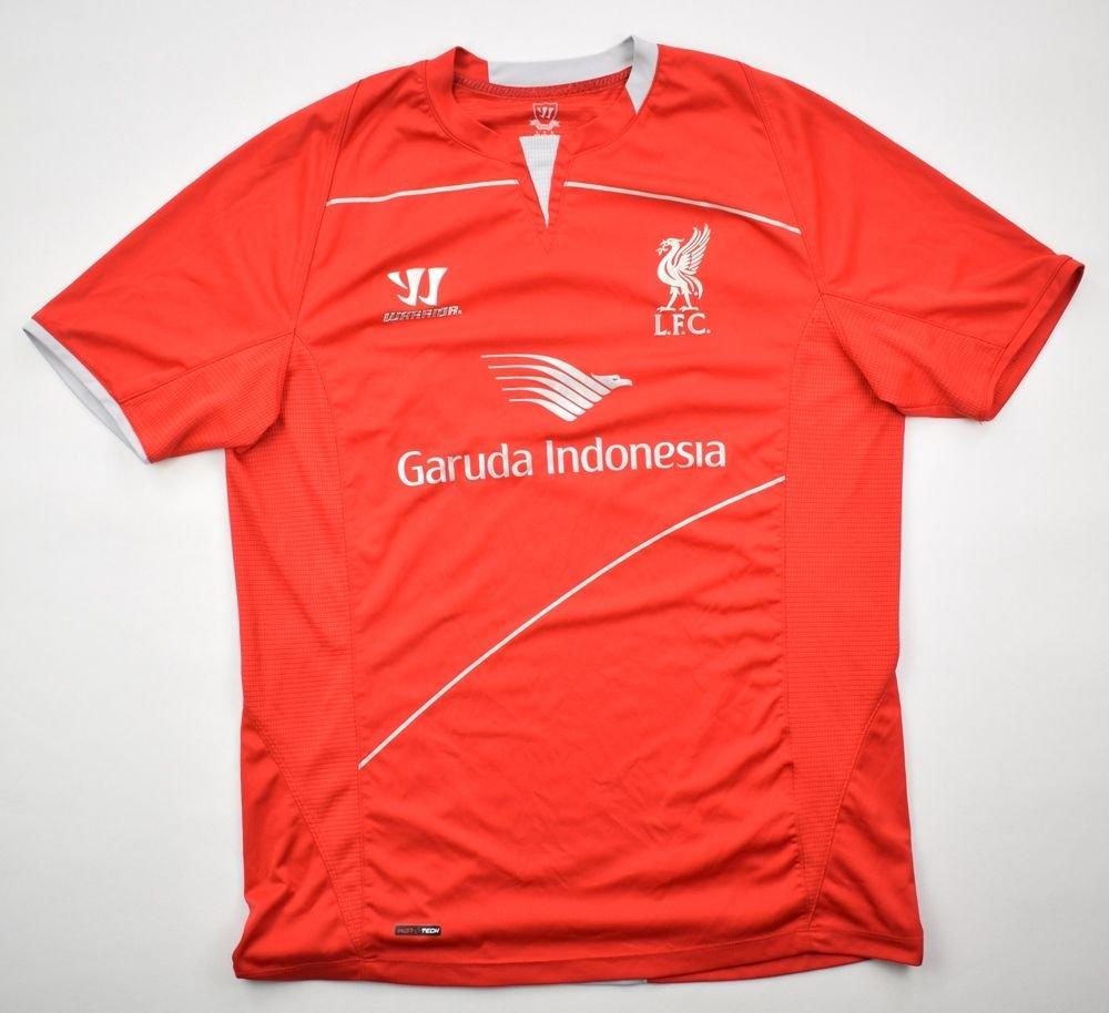337a638843d LIVERPOOL SHIRT L Football   Soccer   Premier League   Liverpool ...