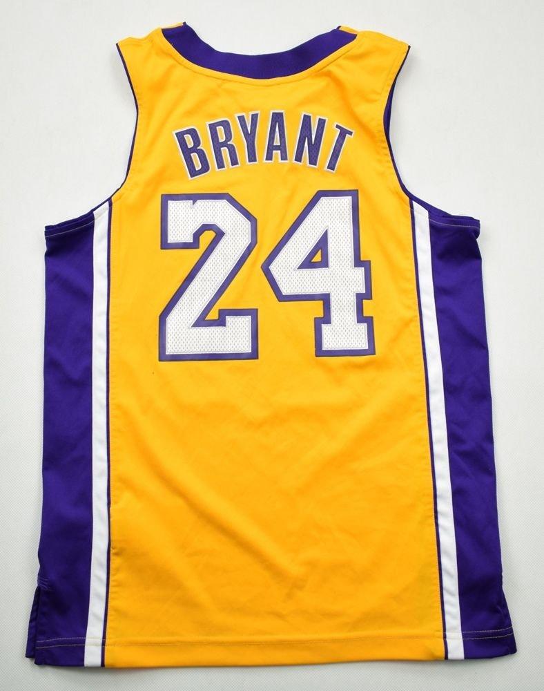 1e2e0cef4 LOS ANGELES LAKERS  BRYANT  NBA ADIDAS SHIRT S. BOYS Other Shirts    Basketball