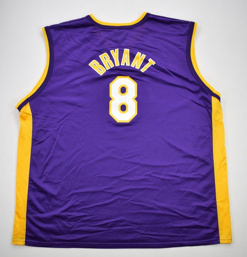 89a3268e727 LOS ANGELES LAKERS  BRYANT  NBA CHAMPION SHIRT XXL Other Shirts ...