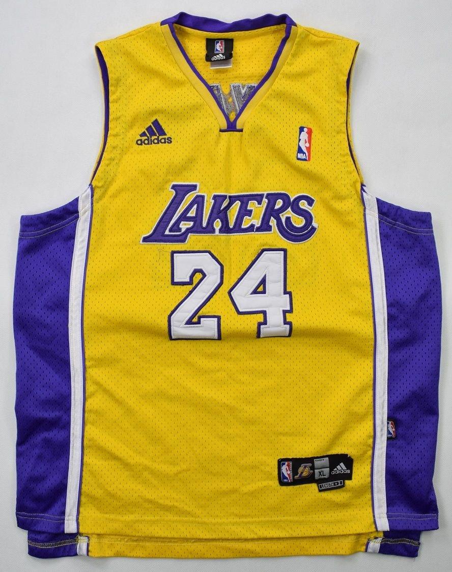 LOS ANGELES LAKERS *Kobe Bryant* NBA SHIRT XL Other Shirts ...