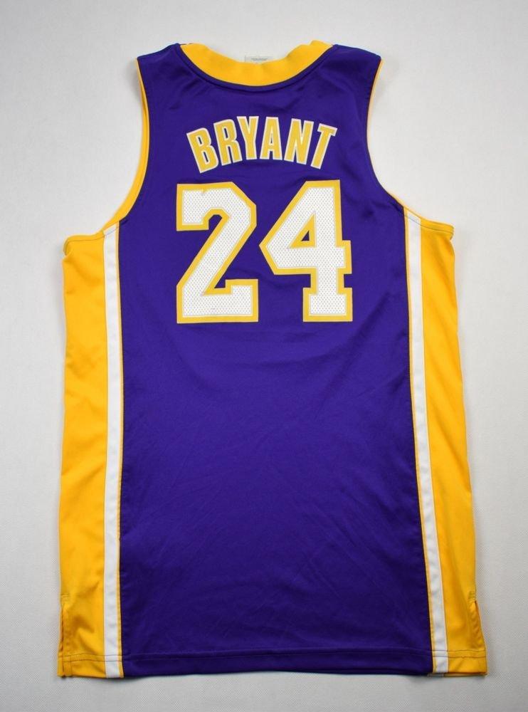 LOS ANGELES LAKERS NBA *Kobe Bryant* ADIDAS SHIRT L. BOYS 164 CM