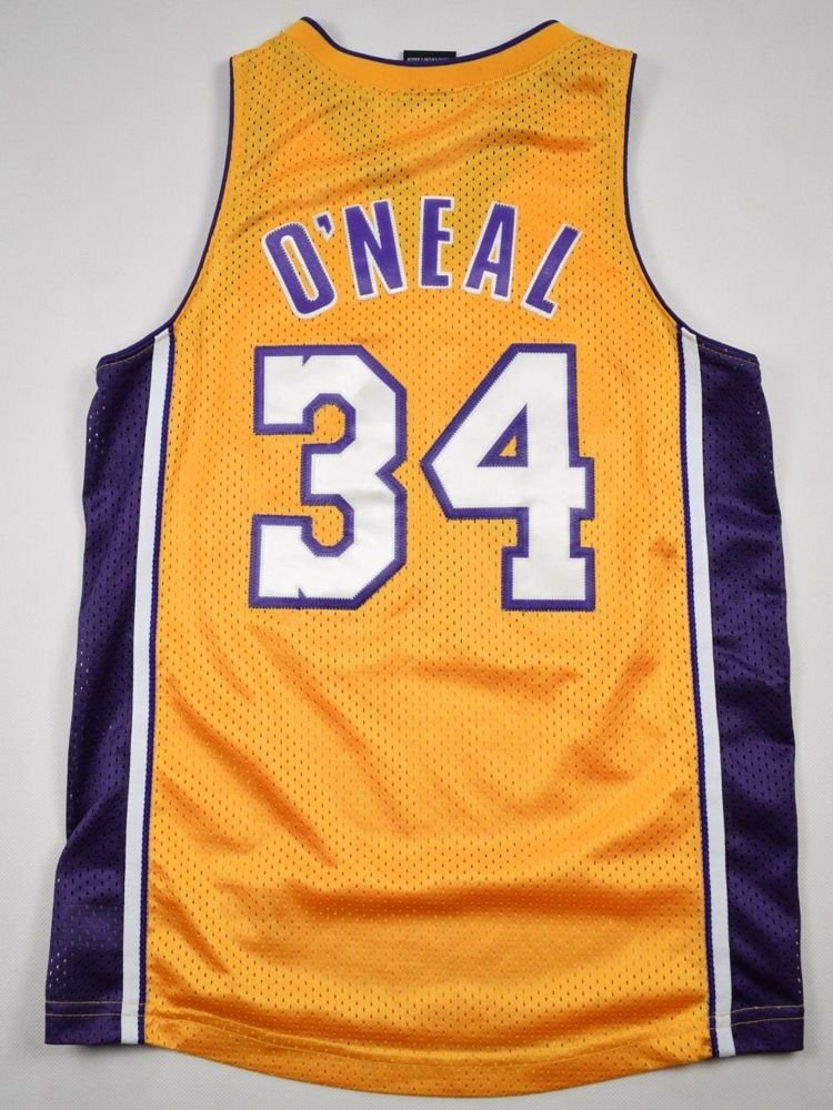 e098fb0ad28 LOS ANGELES LAKERS *O'NEAL* NBA NIKE SHIRT M. BOYS Other Shirts \ Basketball  | Classic-Shirts.com