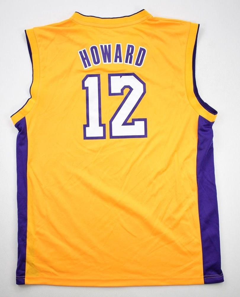 bf0e22d103f LOS ANGELES LEKERS *HOWARD* NBA ADIDAS SHIRT L Other Shirts ...