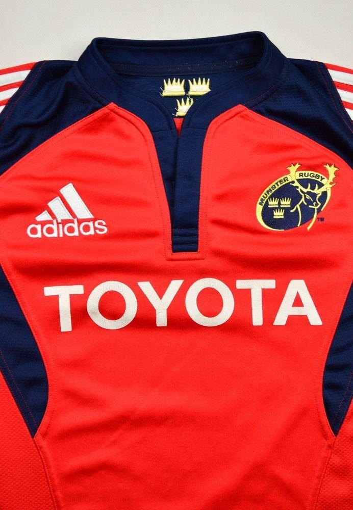 resumen Resplandor Mancha  MUNSTER RUGBY ADIDAS SHIRT M Rugby \ Rugby Union \ Munster ...