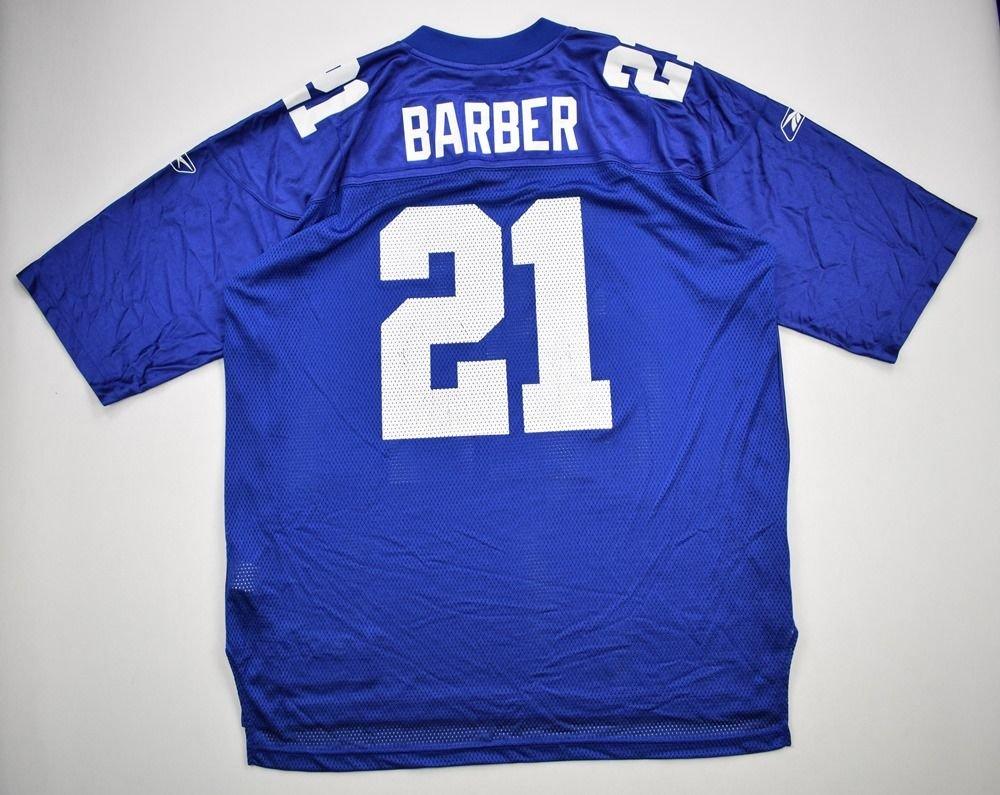 4c22a17e2 NEW YORK GIANTS  BARBER  NFL REEBOK SHIRT XL Other Shirts   American  Football