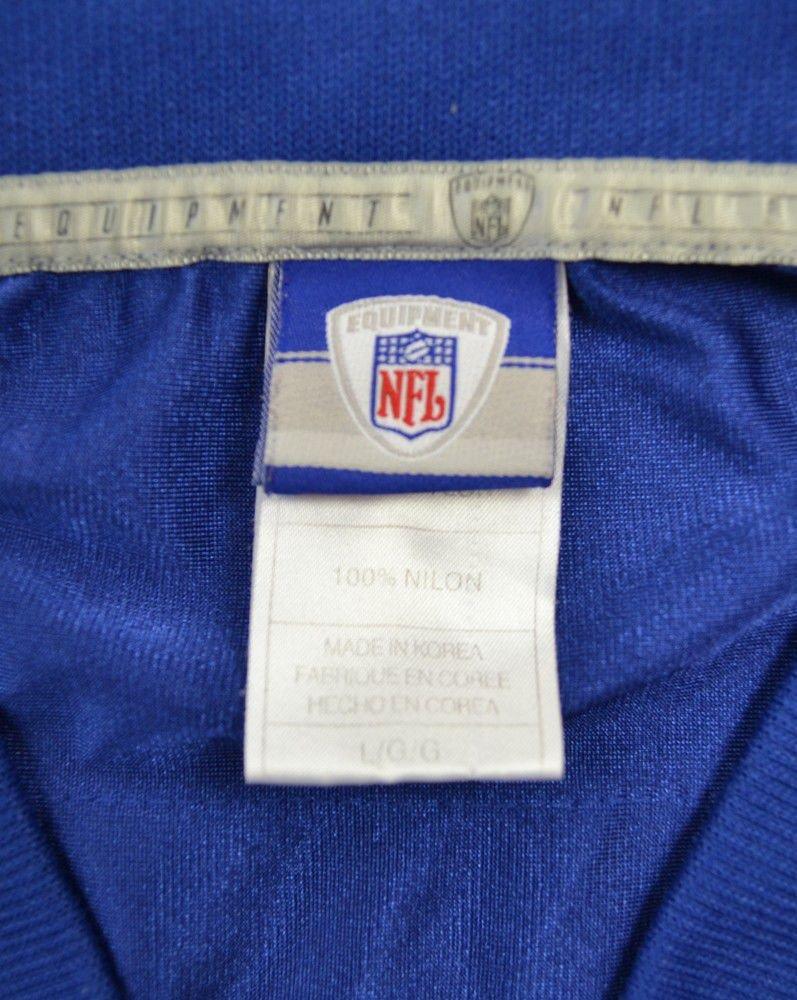 dcdecfbeb NEW YORK GIANTS NFL  BARBER  REEBOK SHIRT L Other Shirts   American ...