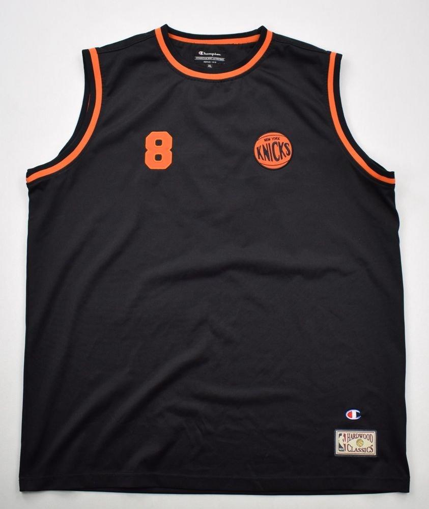 huge selection of 20c34 8c043 NEW YORK KNICKS NBA CHAMPION SHIRT XL