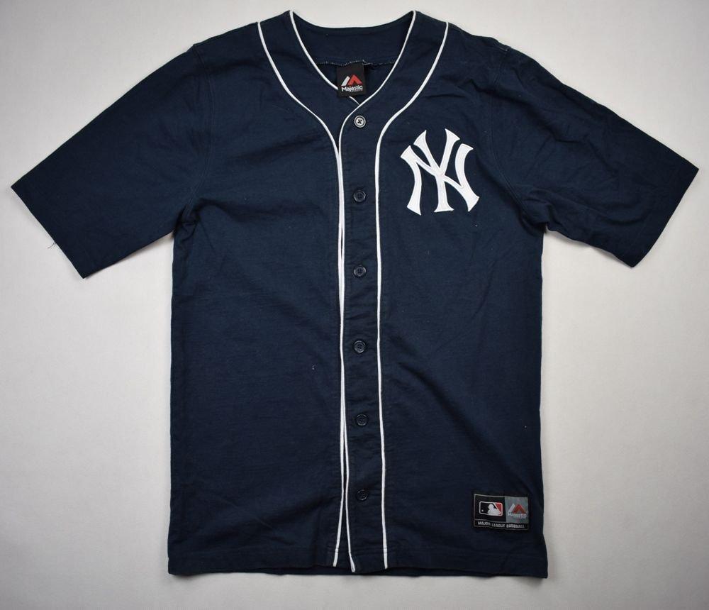 ead4d750 NEW YORK YANKEES MLB MAJESTIC SHIRT S Other Shirts \ Baseball    Classic-Shirts.com