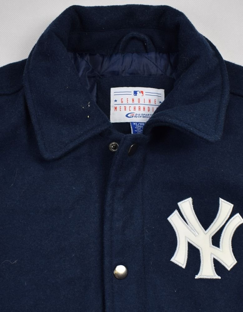 quality design 4f12a db760 NEW YORK YANKEES MLB OFFICIAL JACKET XL