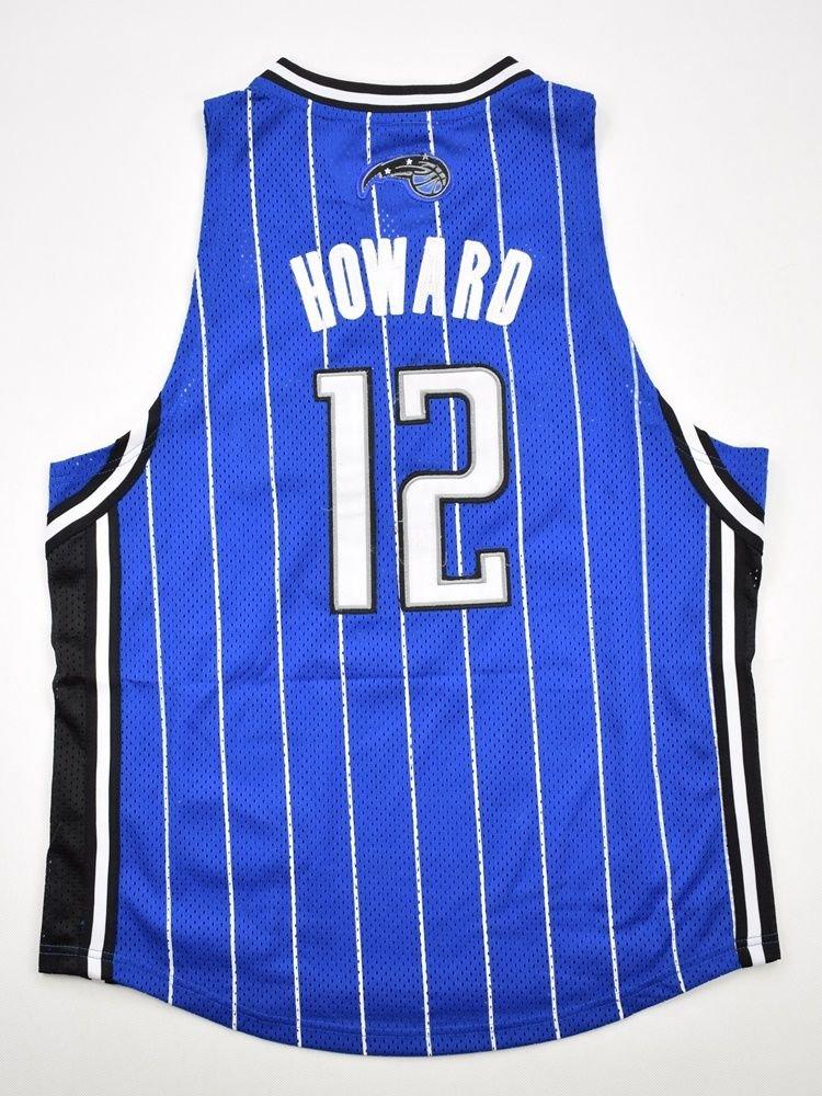 new arrivals 2d84a 7bd83 ORLANDO MAGIC *HOWARD* NBA ADIDAS SHIRT XS