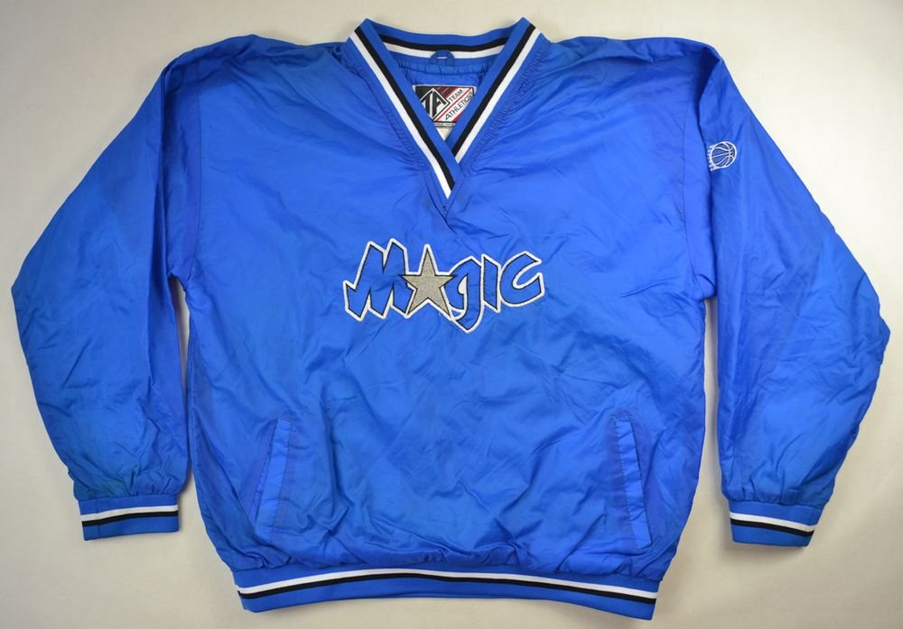 884e4dade0e ORLANDO MAGIC NBA TEAM ATHLETICS JACKET XL Other Shirts   Basketball ...