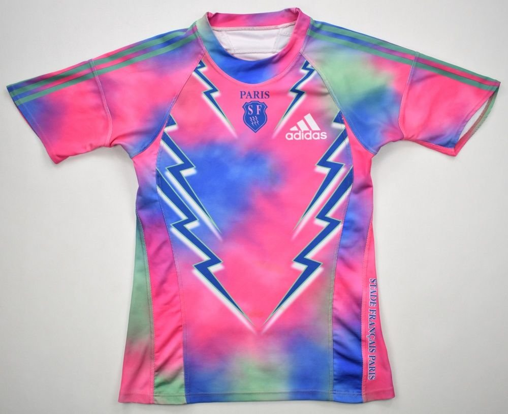 PARIS SF RUGBY ADIDAS SHIRT S