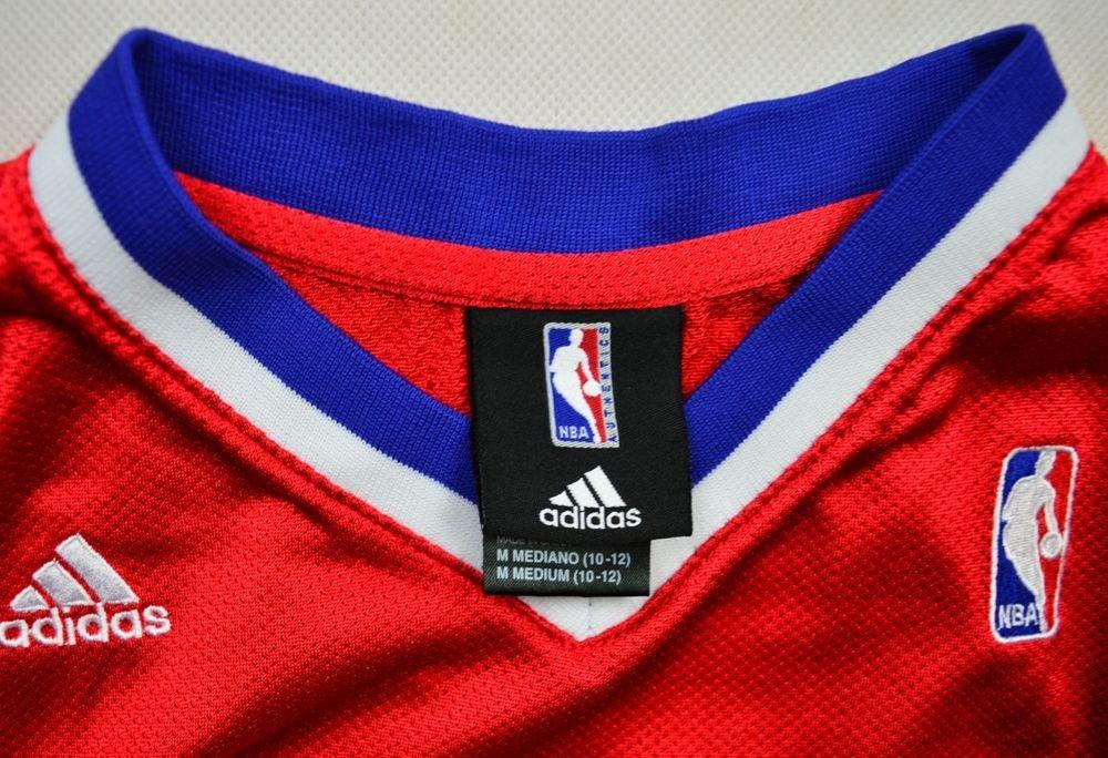 PHILADELPHIA 76ERS *BRAND* NBA ADIDAS SHIRT M. BOYS 10-12 YRS