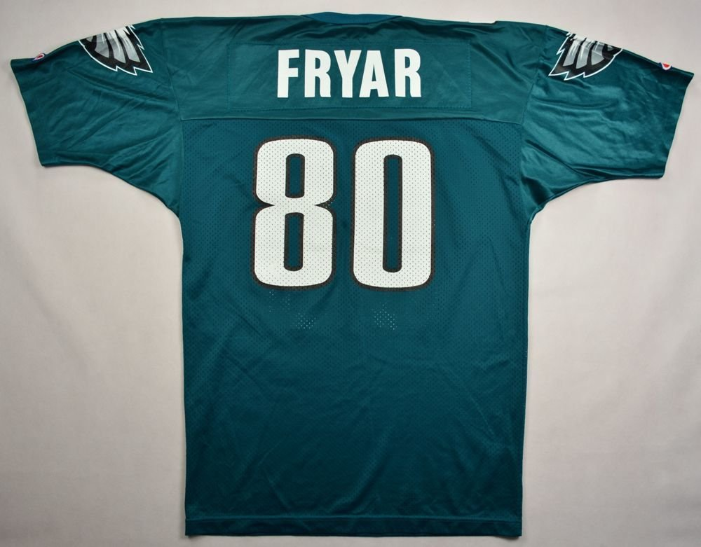 competitive price 26150 be5c6 PHILADELPHIA EAGLES *FRYAR* NFL CHAMPION SHIRT M