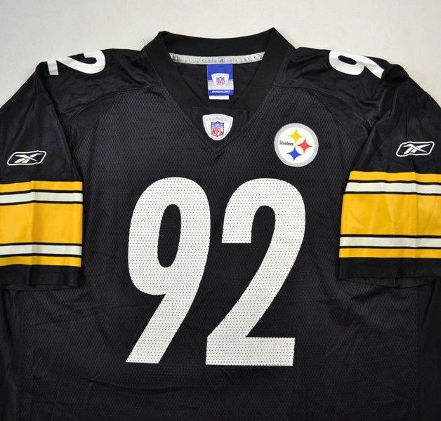 f81b99dd6 PITTSBURGH STEELERS NFL  GILDON  REEBOK SHIRT XL Other Shirts ...