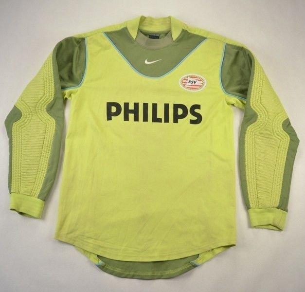 4439bc66a PSV EINDHOVEN *VEERDONK* GOALKEEPER SHIRT S Football / Soccer \ European  Clubs \ Dutch Clubs \ PSV Eindhoven | Classic-Shirts.com