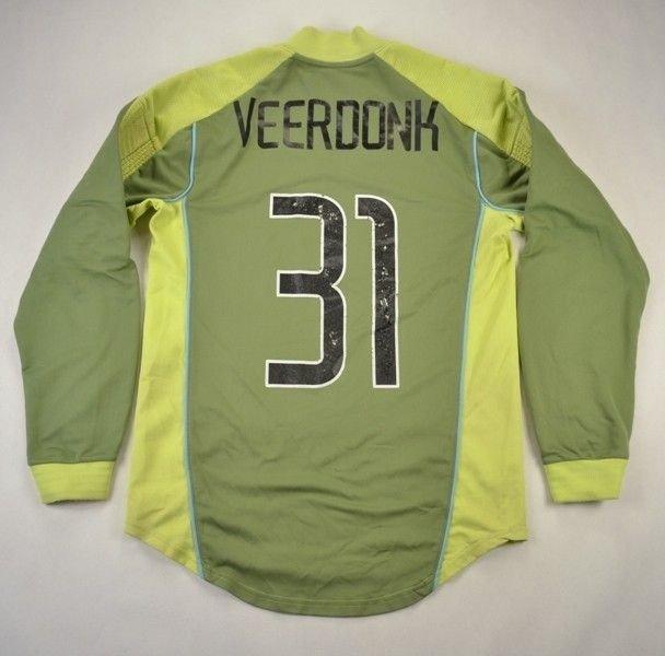844fdceeb PSV EINDHOVEN *VEERDONK* GOALKEEPER SHIRT S Football / Soccer ...