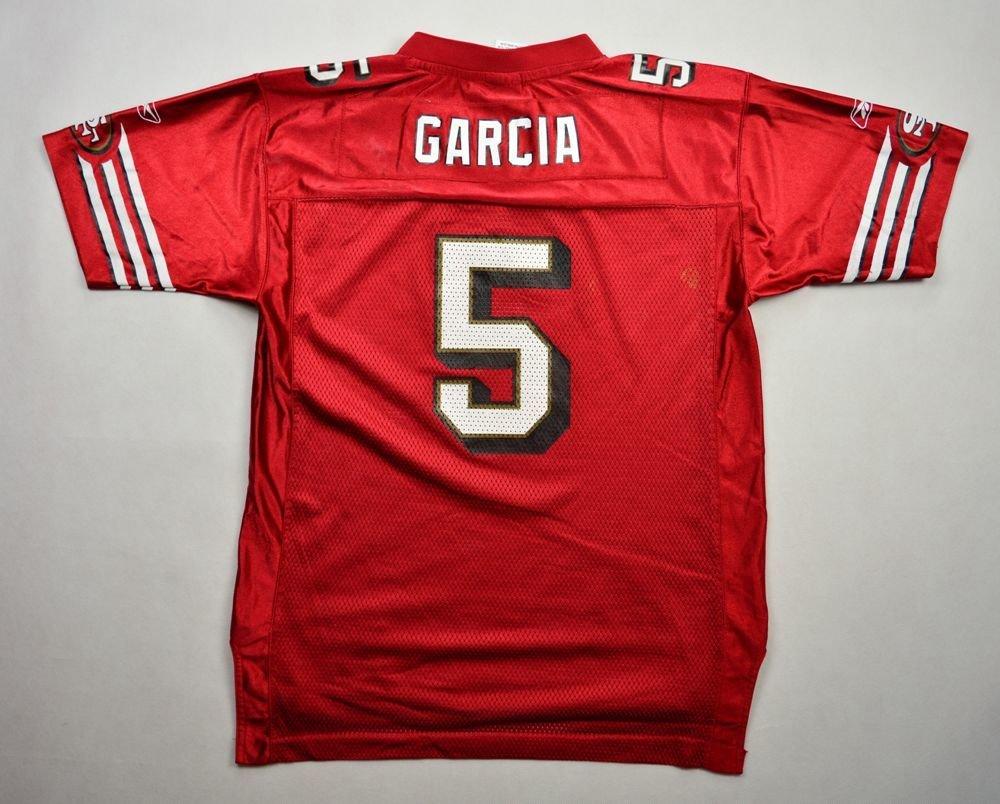 new arrival adca2 793b1 SAN FRACISCO 49ERS *GARCIA* NFL REEBOK XL. BOYS