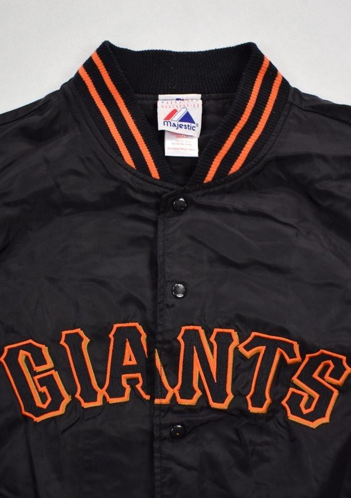 best cheap 64750 44f8f SAN FRANCISCO GIANTS MLB MAJESTIC JACKET 14/16