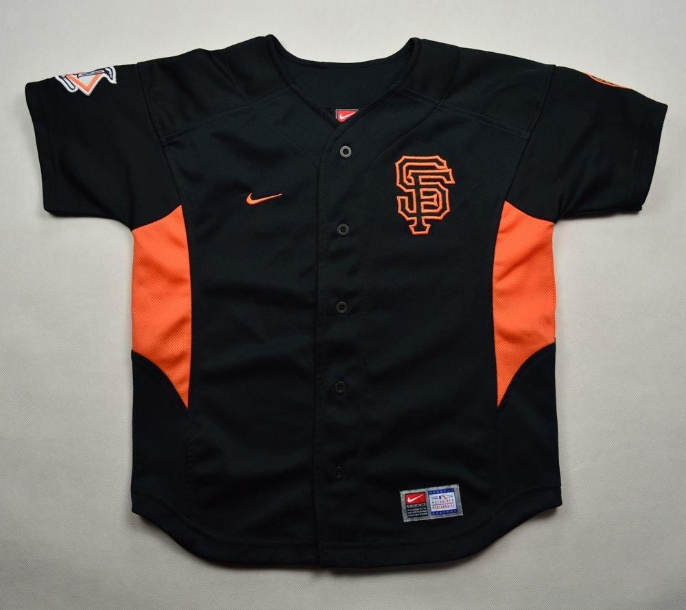 the best attitude 6d9bc 04408 SAN FRANCISCO GIANTS MLB NIKE SHIRT S. BOYS