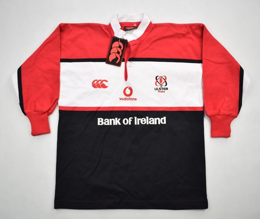 642ff829ba7 ULSTER RUGBY CANTERBURY SHIRT 8 YRS Rugby \ Rugby Union \ Ulster | Classic- Shirts.com