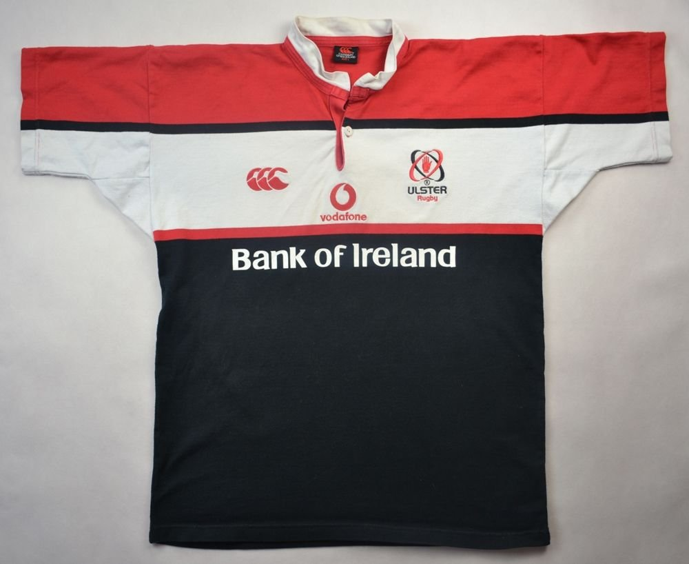31c7de5a09e ULSTER RUGBY CANTERBURY SHIRT L Rugby \ Rugby Union \ Ulster | Classic- Shirts.com