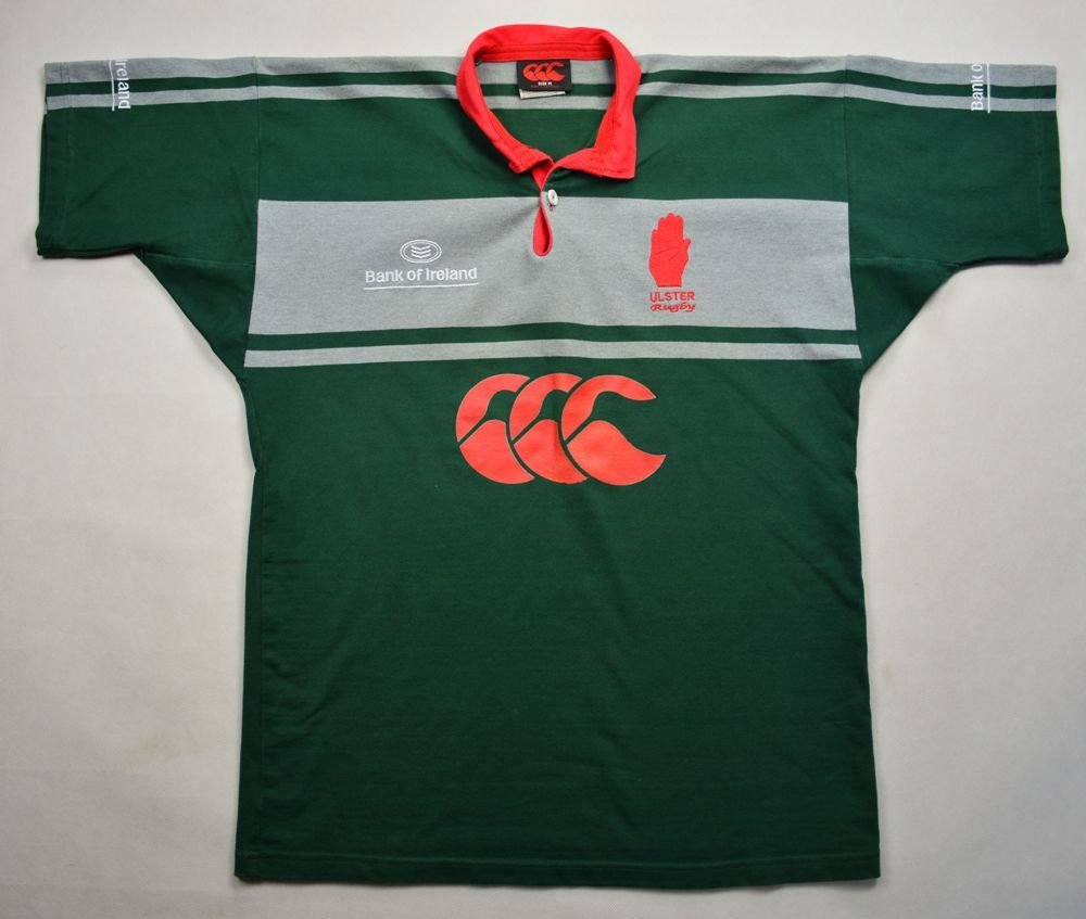 1dbfe0a2dbe ULSTER RUGBY CANTERBURY SHIRT M Rugby \ Rugby Union \ Ulster | Classic- Shirts.com