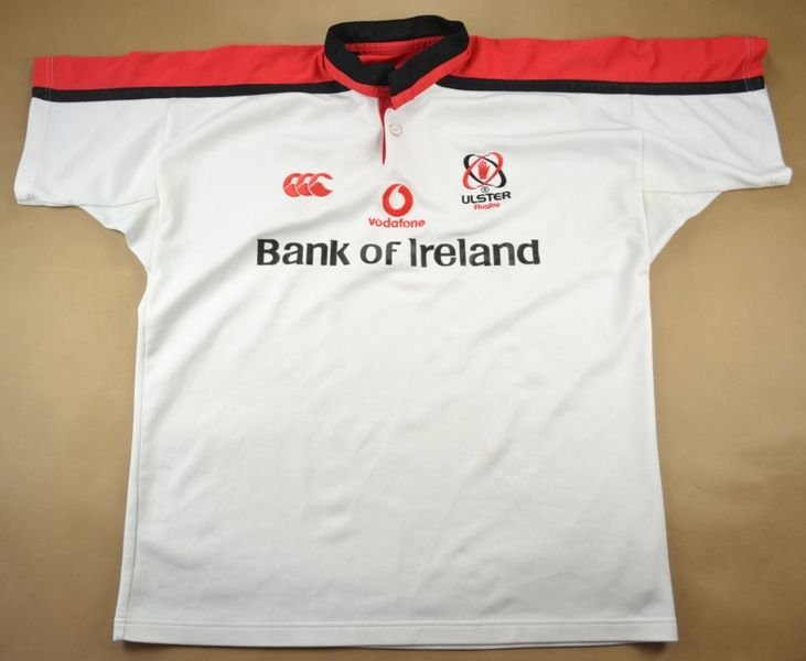 9b42c1d5c0c ULSTER RUGBY CANTERBURY SHIRT XL Rugby \ Rugby Union \ Ulster | Classic- Shirts.com