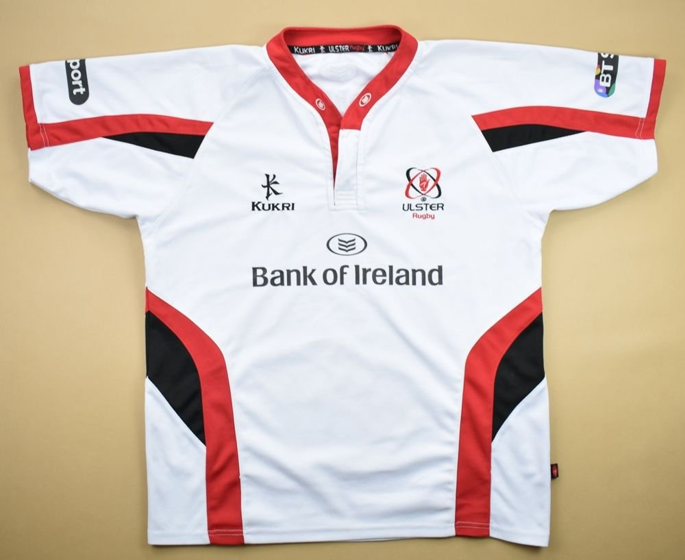 cccc889bc19 ULSTER RUGBY KUKRI SHIRT XL Rugby \ Rugby Union \ Ulster | Classic-Shirts .com